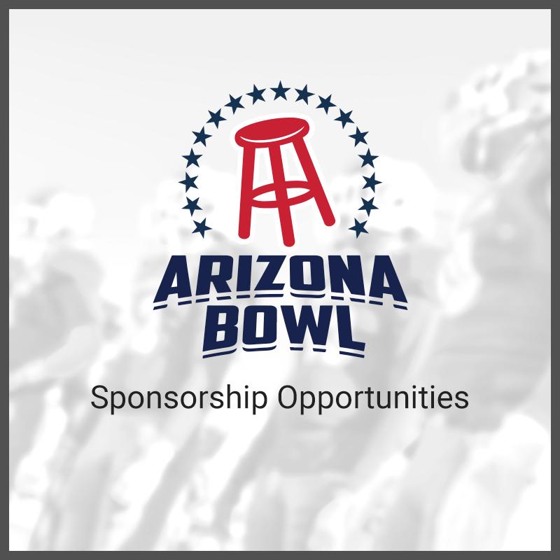 Barstool Arizona Bowl Sponsorship Packages